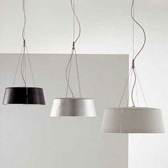 Sebastian Bergne Lid Suspension Lamp