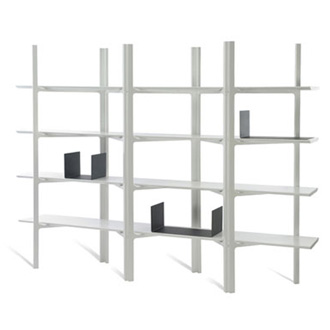 Stephen Burks Parallel Shelving