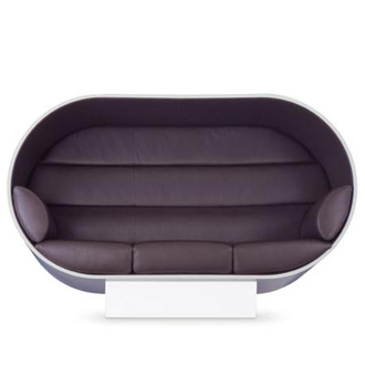 Uli Schmid and Christian Olufemi Home Sweet Home Sofa