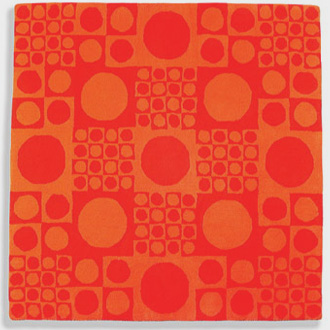 Verner Panton Geometri Carpet