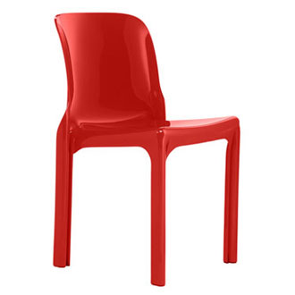 Vico Magistretti New Selene Chair
