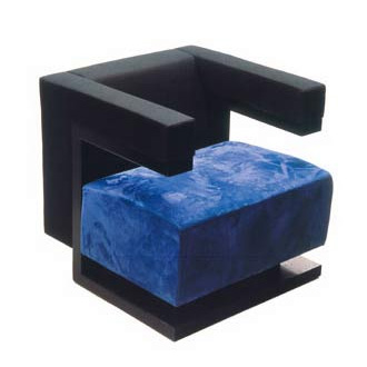 Walter Gropius F 51 Armchair and Sofa