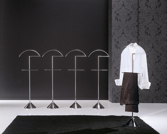 E. Mapelli and P. Passarino Clip Coat Rack