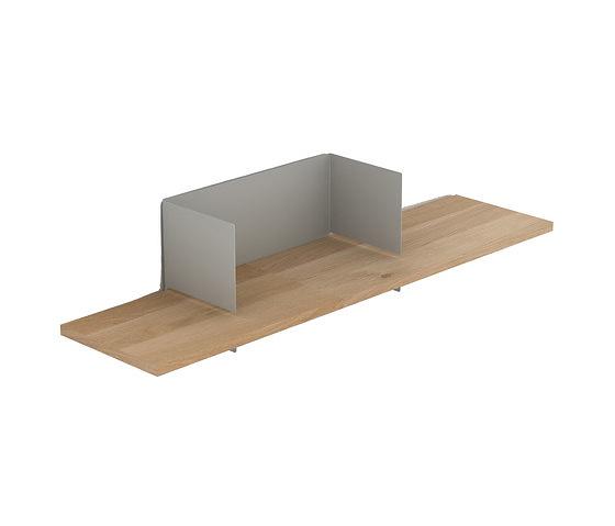 Lara & Alain van Havre Clip Wall Shelf