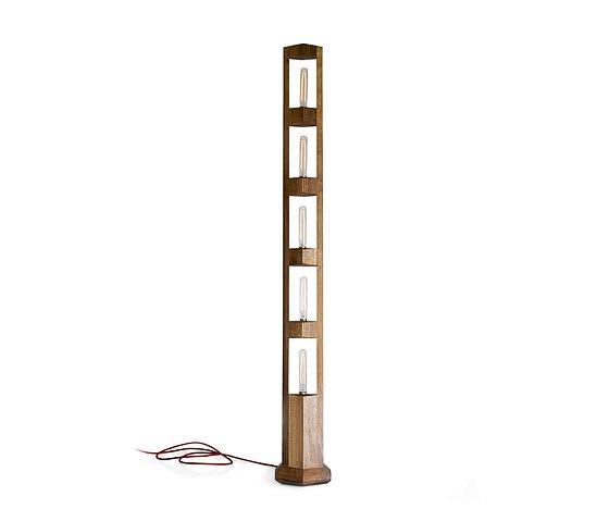 Aleksandar Ugresic Totem Lamp