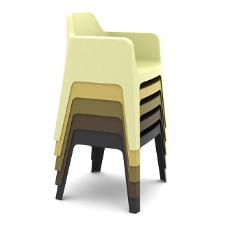 Alessandro Busana Plus Chair