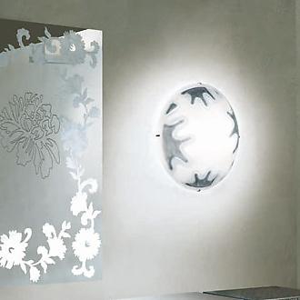 Alessandro Mendini Mandala Mend Lamp
