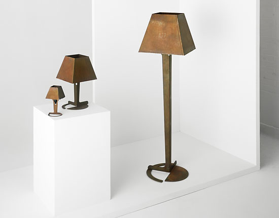 Alexander Taylor Fold Limited Edition Lamps