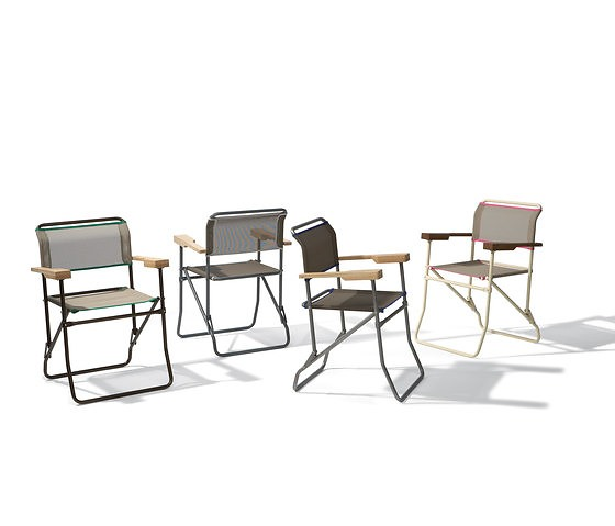 Alexander Seifried Mash Folding Chair