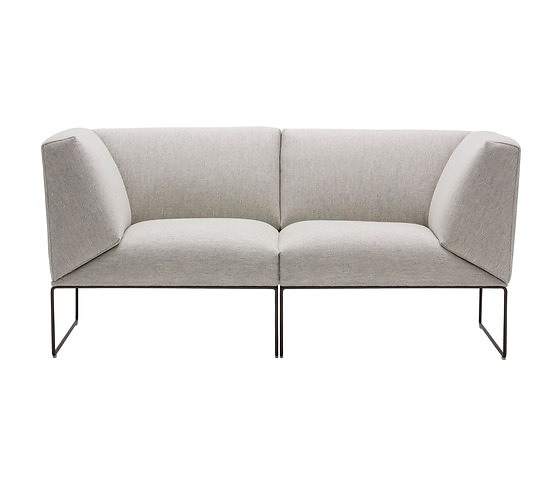 Lievore, Altherr, Molina Siesta Indoor Sofa