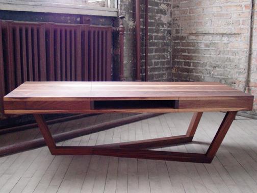 Ali Sandifer Studio Zaide Coffee Table