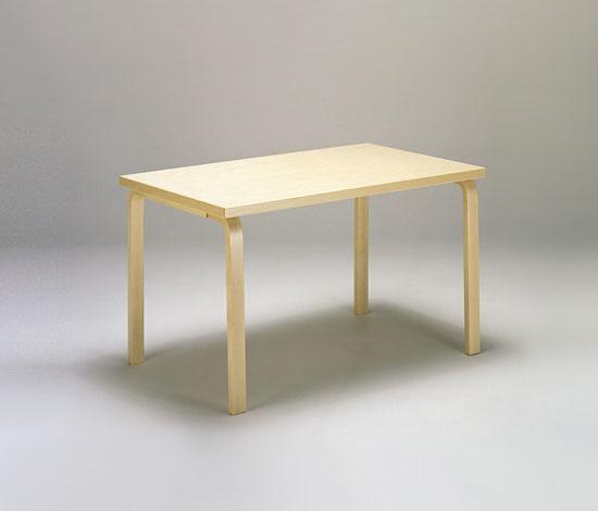 Alvar Aalto Table 81A, 81B and 81C