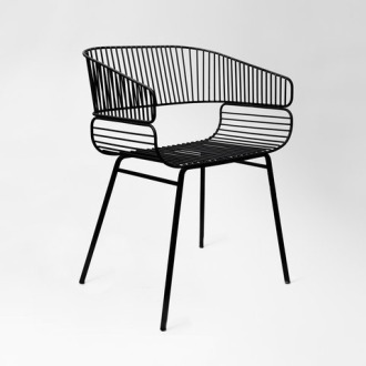 Amandine Chhor and Aïssa Logerot , Trame Chair