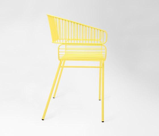 Amandine Chhor and Aïssa Logerot , Trame Chair
