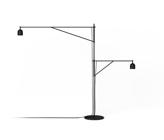 Anatomy Design Awkward Lamp