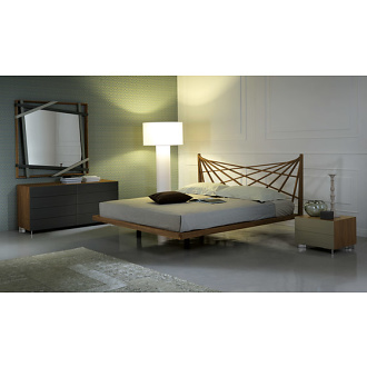 Andra Lucatello Morgan Bed