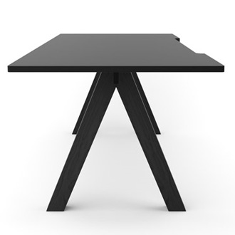 André Klauser and Ed Carpenter Porter Tables