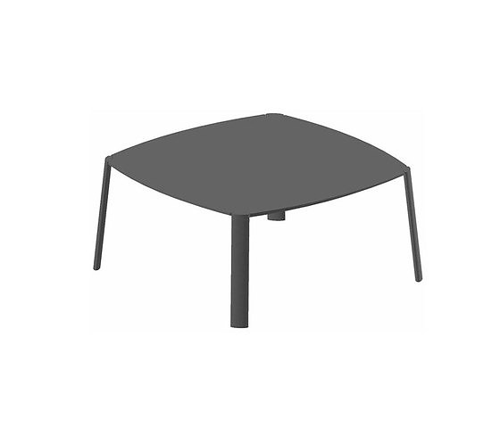 Andrea Radice and Folco Orlandini Bigfoot Table