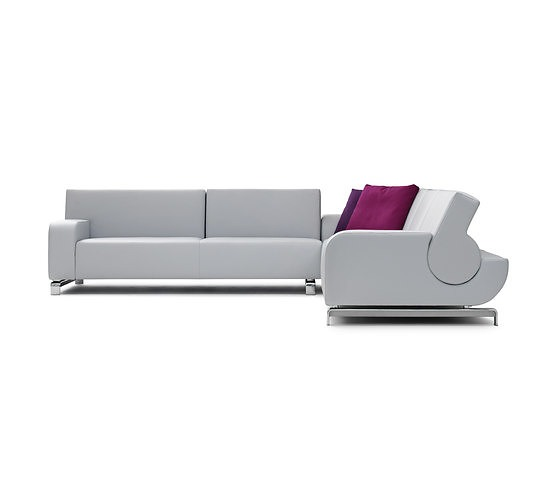 Andreas Berlin B Flat Sofa