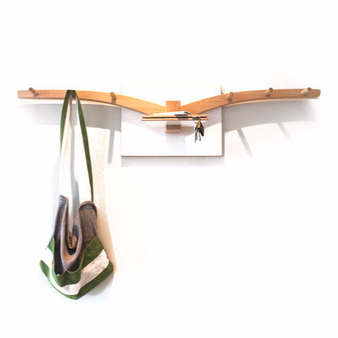 Andreas Janson Hamburger Möwe Coat Rack