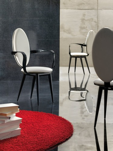 Andrée Putman Bastide Chair Collection