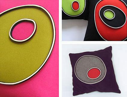 Anne Kyyrö Quinn Target Cushion
