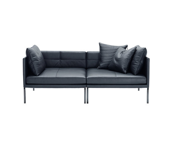 annette hinterwirth atrium sofa. Black Bedroom Furniture Sets. Home Design Ideas