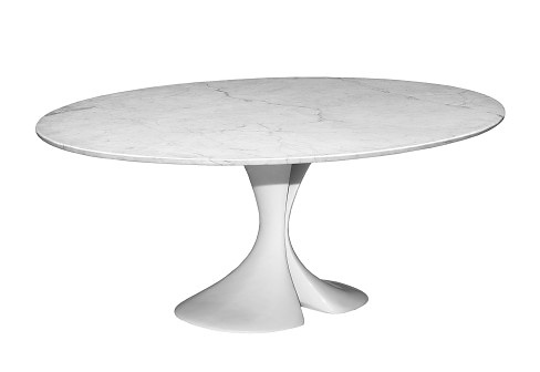 Antonia astori didymos table for Table basse tulipe