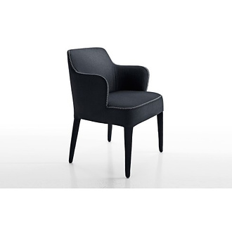 Antonio Citterio Febo Chair With Armrests