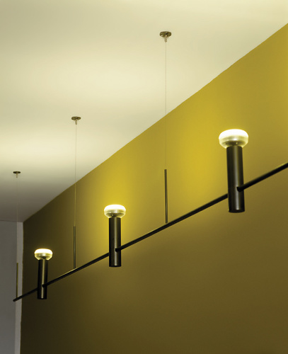 Arne Jacobsen Aj Rødovre Lighting System