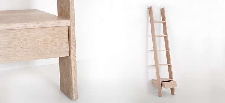 Autoban Ladder Bookcase