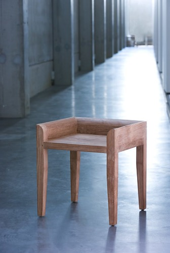 Axel Enthoven Teak Cuba Chair