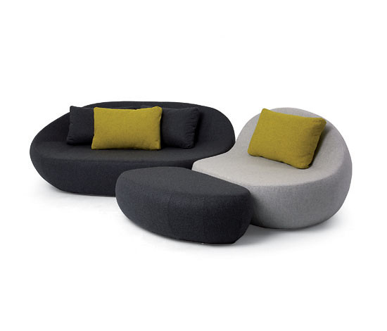 Barbara Goltermann Flirtstones Seating