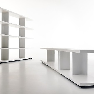 Benedetto Quaquaro Tok Bookcase