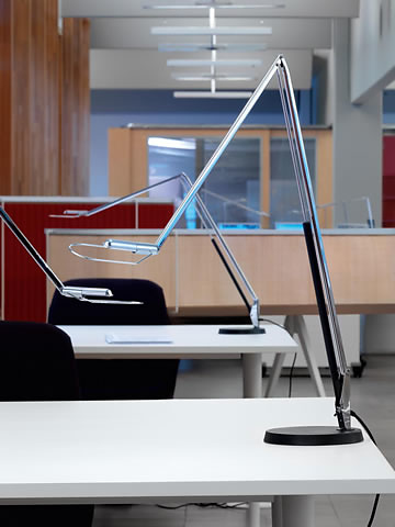 Benjamin Thut Lifto Lamp