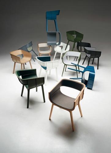 Benjamin Hubert Maritime Chair