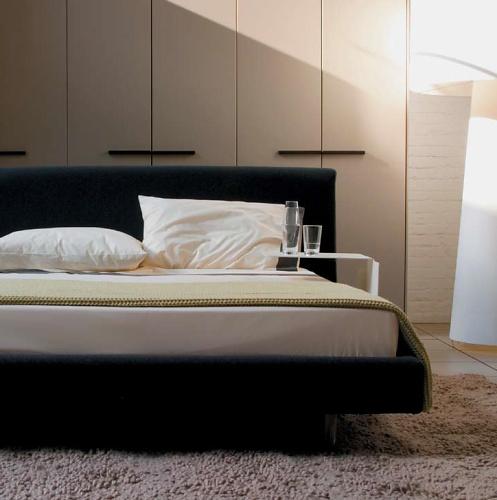 Bensen Onto Bed