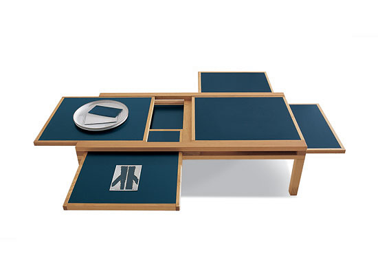 Bernard Vuarnesson Alternative Table