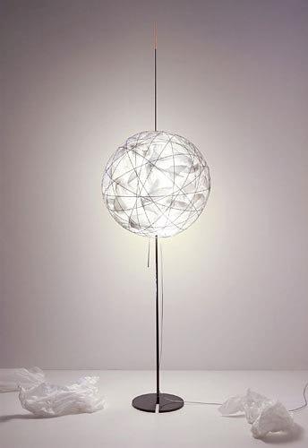 Bernhard Dessecker Knueller Lamp