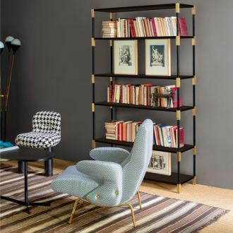 Bernhardt & Vella Match Bookcase