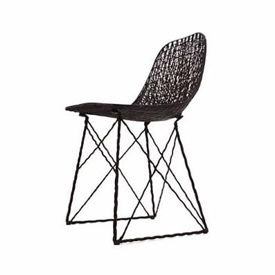 Bertjan Pot and Marcel Wanders Carbon Chair