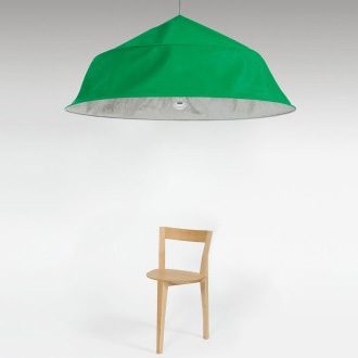 Bertjan Pot Fold Up XXL Suspension Lamp