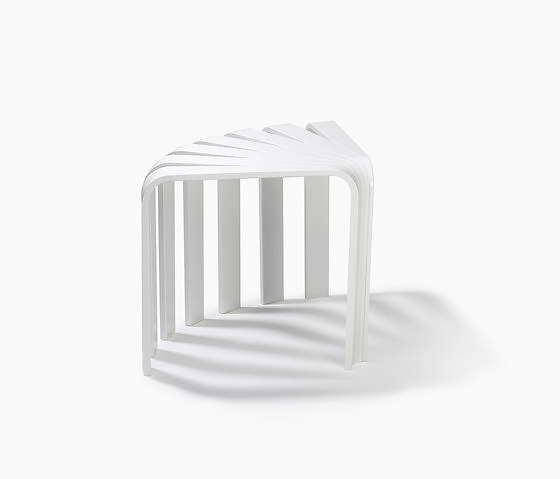 Bette Eklund Fan Stool