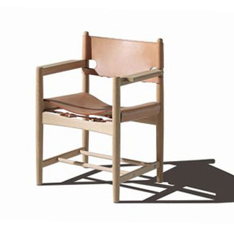 Borge Mogensen Model 3237 Chair