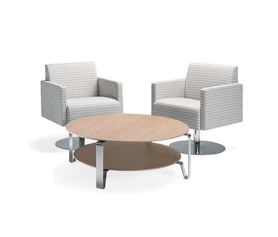 Nord Vanquish Rectangular Glass Coffee Table: Box Design, Ann Morsing And Beban Nord Cosmo Table