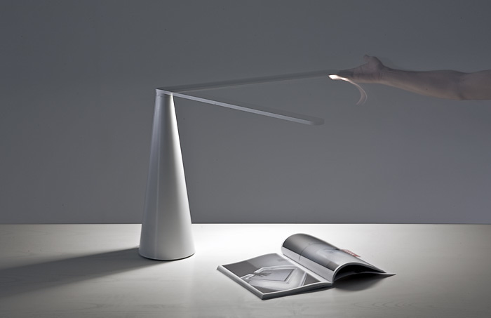 Brian Sironi Elica Lamp
