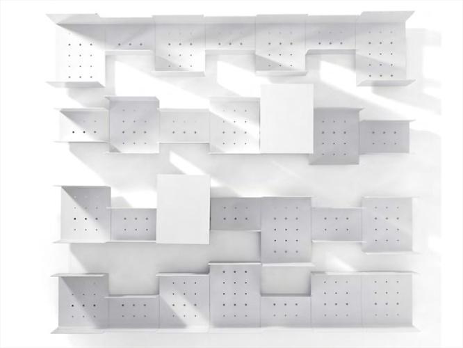 Bruno Rainaldi Allover Bookshelves