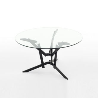 Bruno Rainaldi Fe+Fe Dinning Table