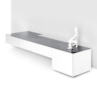 Bruno Rainaldi Le Ragazze Formose Sideboard Collection