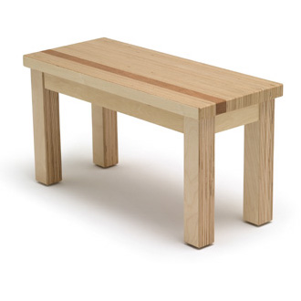 Bryce & Kerry Moore Structure Bench